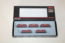 Märklin mini-club 82800 Güterwagen-Set Erztransport in OVP / Spur Z / 1:220
