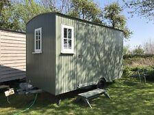 Shepherds Hut Ex Condition Hardly Used Man Cave/ Extra Accommodation/Office