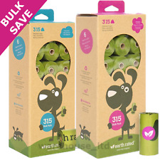 Earth Rated Eco Friendly Degradable Unscented Scented Dog Poo Poop Bags 315 New