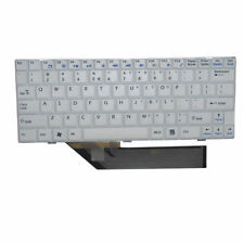 NEW Original White Keyboard MSI WIND NETBOOK U90 U100 U110 U115 U120 U123 UI
