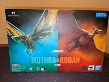 S.H. Monsterarts Mothra & Rodan 2019 Figure Godzilla King Of The Monsters Japan