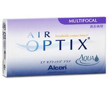 Air Optix Aqua Multifocal Monatslinsen 1x3  Kontaktlinsen , Multifocal