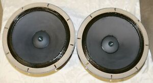 ALTEC LANSING 515C SPEAKER EXCELLENT PAIR