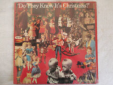 1984 Band Aid–Do They Know It's Christmas? LP M/NM shrink! Columbia–44 05157
