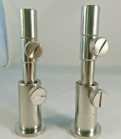MOD STAINLESS STEEL CARP FISHING ADJUSTABLE 13mm & 16mm STAGE STANDS & INSERTS