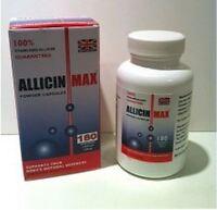 Allicin Max 180 Veg Powder Caps (Pack of 2)