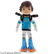 """Disney Store Miles Plush Miles from Tomorrowland Small Size 13 1/2"""" NWT"""