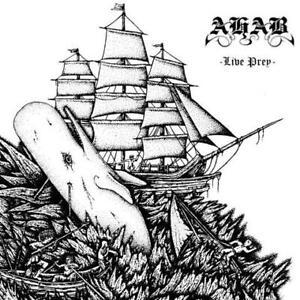 Ahab Live Prey Digipak CD NEW