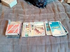 Vintage early Edition Pepys Series Speed Card Game. Damage to box
