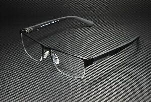 ARMANI EXCHANGE AX1018 6063 Matte Black Demo Lens 54 mm Men's Eyeglasses