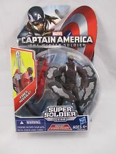 NEW 2013 MARVEL CAPTAIN AMERICA THE WINTER SOLDIER ROCKET STORM FALCON HASBRO 4+