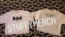 Beyonce Official 2018 Coachella Bak Crop Top Shirt Xl Xlarge Beychella Otr Tour