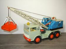 Mercedes Truck with Demag Crane - Gama Germany *30678