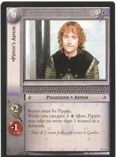 Lord Of The Rings CCG Card RotK 7.R113 Pippin's Armor