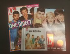 One Direction Cd-Book-Magazine Set