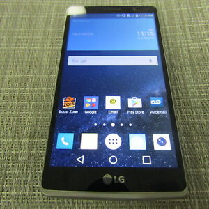 LG G STYLO, 8GB (BOOST MOBILE) CLEAN ESN, WORKS, PLEASE READ!! 40949