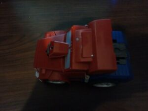 Transformers Toy Figure Truck in Blue And Red