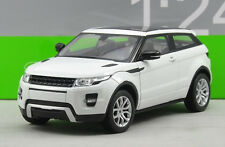 Welly 1:24 Land Rover Range Rover Evoque Diecast Model Car Vehicle White