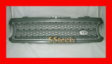 Land Rover Range 06~09 Grille Grill Silver mesh Grey frame