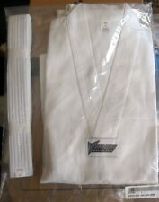 NIP Viper Martial Arts 6oz. TaeKwonDo TKD Uniform Size 0 Top Pants Belt NEW!