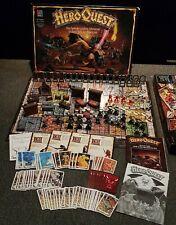 Brettspiel HeroQuest MB Spiele 1989 Games Workshop 4271D Hero Quest Abenteuer