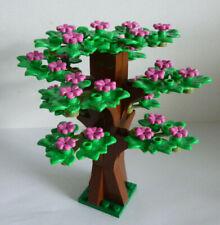 1 x LEGO® MOC,City,Stadt,System,Tree,Baum,Kirschbaum in Blüte 115 Teile neu MOC