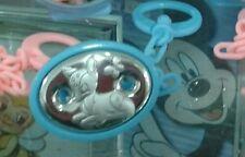 Solo Catena pinza ciuccio per neonato sfoglia argento 925  pacifier chain baby