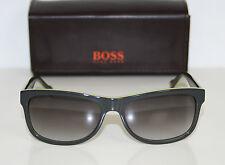 BOSS ORANGE Gafas de sol BO 0083/S ahsn6 Mujer plástico gris NUEVO
