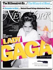 New York - 2010, April 5 - Lady Gaga Career Bio, Meat Merchant Pat LaFrieda