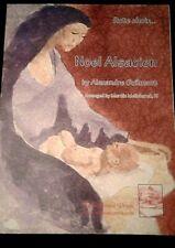 Noel Alsacien By Alexandre Gulmant Flute Choir Music Book M-2