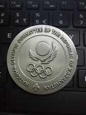 2016 KAZAKHSTAN OLYMPIC COMMITTEE NOC 1991-2016 25TH ANNIVERSARY MEDAL 60mm