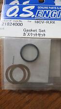 OS Engine  18CV-R  RX Gasket Set  2824000     BIN1K