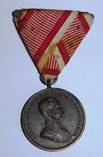 AUSTRIAN - Bravery Medal. Fur Tapferkeit. 1915 - 1916.