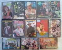 LOT of 13 JENNI LUPILLO PEDRO RIVERA Banda Corridos Famosos Cassette Tapes