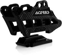 Acerbis MX Chain Guide Block Black Honda CRF 250R 2007 2008 2009 2010 - 2018