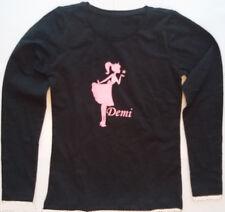 verjaardagcadeau meisje t shirt met naam en figuur