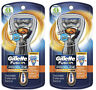 Gillette Fusion ProGlide Power Men's Razor with FlexBall Handle Technology, 2 pk