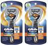 Gillette Fusion ProGlide Power Men's Razor with FlexBall Handle Technology, 2 pk