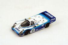 Spark 1/43 S4435 Porsche 956 No 11 Le Mans 1983 Fitzpatrick Hobbs Quester RESIN