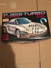 "LIDO P.959 TURBO"" RADIO CONTROL 1:24 SCALE CAR W/BOX"