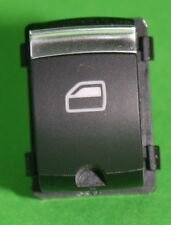Orig. Audi Q7 A3 S3 RS3 8P Schalter elektr Fensterheber schwarz chrom 4F0959855B