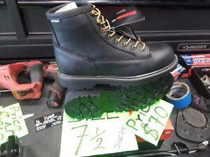 """Wolverine Men's Floorhand Ii Waterproof Steel-Toe 6"""" Construction Boot"""