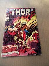 Thor 157 . Mangog App.  Marvel  1968  -   G +