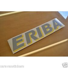ERIBA Touring - (STYLE 1) - Caravan Name Sticker Decal Graphic - SINGLE