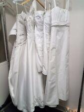 5 Wedding Dresses Lot