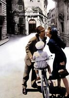 LIFE IS BEAUTIFUL Movie PHOTO Print POSTER Textless Film Art Roberto Benigni 004