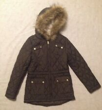 SO Authentic american heritage Girls Quilted Winter Coat Jacket XXL 16 Juniors