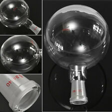 1000ml 24/40 Joint One neck Round Bottom Flask Heating Glass Flask Lab Glassware