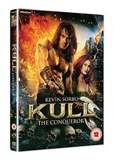Kull The Conqueror  - DVD NEW & SEALED - Kevin Sorbo