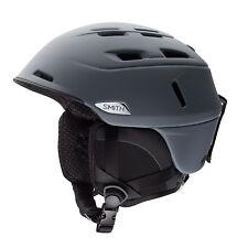 Smith Mens Camber Ski Snow Helmet Matte Charcoal Small